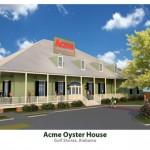 Gulf Shores Welcomes Acme Oyster House – Unveils Waterway Village Development